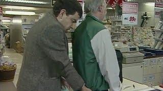 Mr. Bean – Vertauschte Kreditkarten