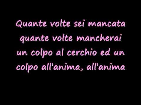 Luciano Ligabue Un Colpo All Anima Con Testo Lyrics Youtube