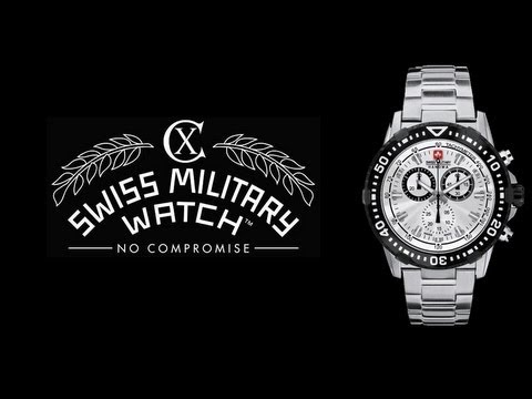 Swiss Military Watches - Serious Testing | Shade Station