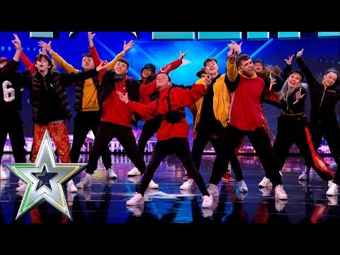 Fly Youth dance their way to a standing ovation  Ireland&39;s Got Talent 2019
