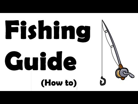 The Elder Scrolls Online -- Fishing Guide (How To Fish)