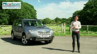Subaru Forester SUV 2008 - 2012 review - CarBuyer