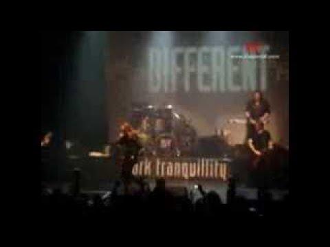 DARK TRANQUILLITY Live in Montevideo, Uruguay 2017