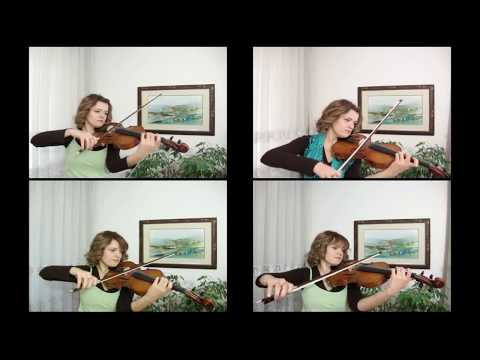 The Lord of the Rings; ''The Breaking of the Fellowship'' [violin cover]
