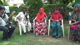 Rajasthani Folk music By tribe bhopa bhopi