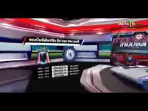 """ช่วง """"เซียนบอลหัวเขียว"""" วิเคราะห์ ฟันธงว่าที่แชมป์พรีเมียร์ลีก """"ข่าวเข้มเกมบอล"""" ออกอากาศ 020558"""