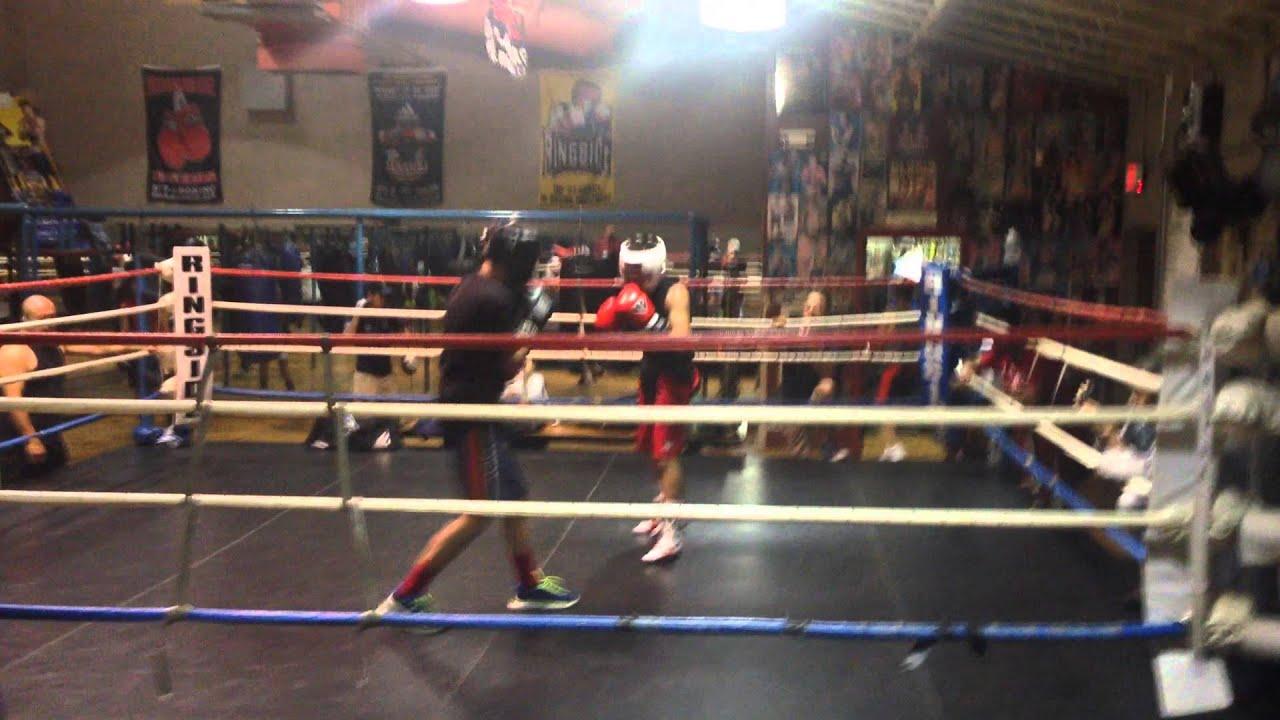 Villa Park Boxing Gym Pasadena California Youtube