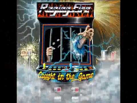 RAGING FIRE - CAUGHT IN THE GAME – FULL EP