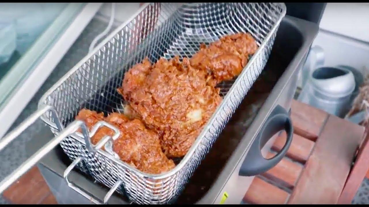 kfc kyckling recept