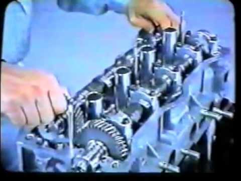 Руководство по капремонту двигателя 4A-FE Toyota. Часть 1