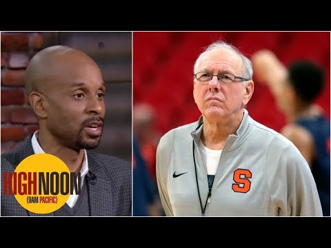 Bomani Jones rips Jim Boeheim for college athlete payment comments | High Noon