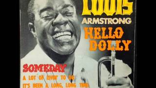 Watch Louis Armstrong Its Been A Long Long Time video