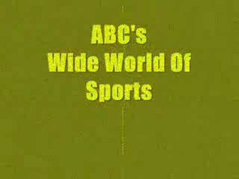 ABC's Wide World Of Sports Theme Song
