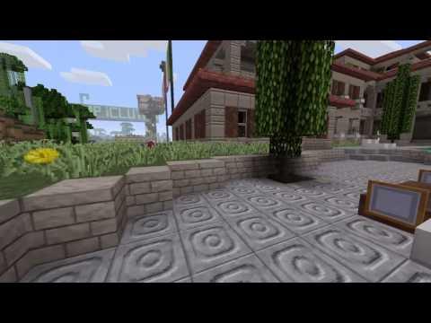 Minecraft: PlayStation®4 Edition Mansion