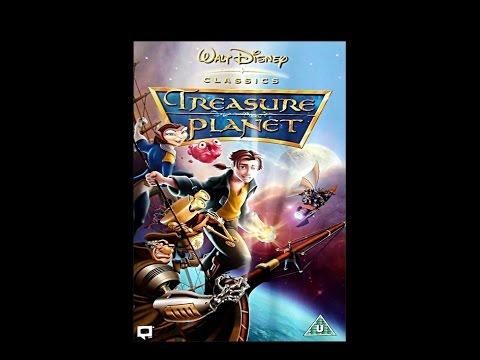 digitized opening to treasure planet uk vhs youtube