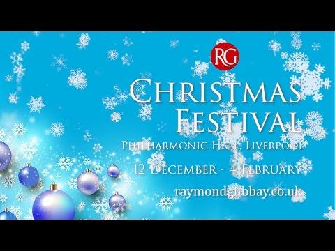 Liverpool Philharmonic Christmas Festival 2016