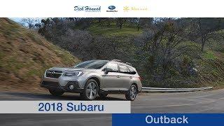 2018 Subaru Outback Review - Dick Hannah Subaru