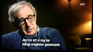 Woody Allen on Ingmar Bergman and the death.