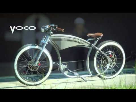 Custom E Bike V Oco Youtube