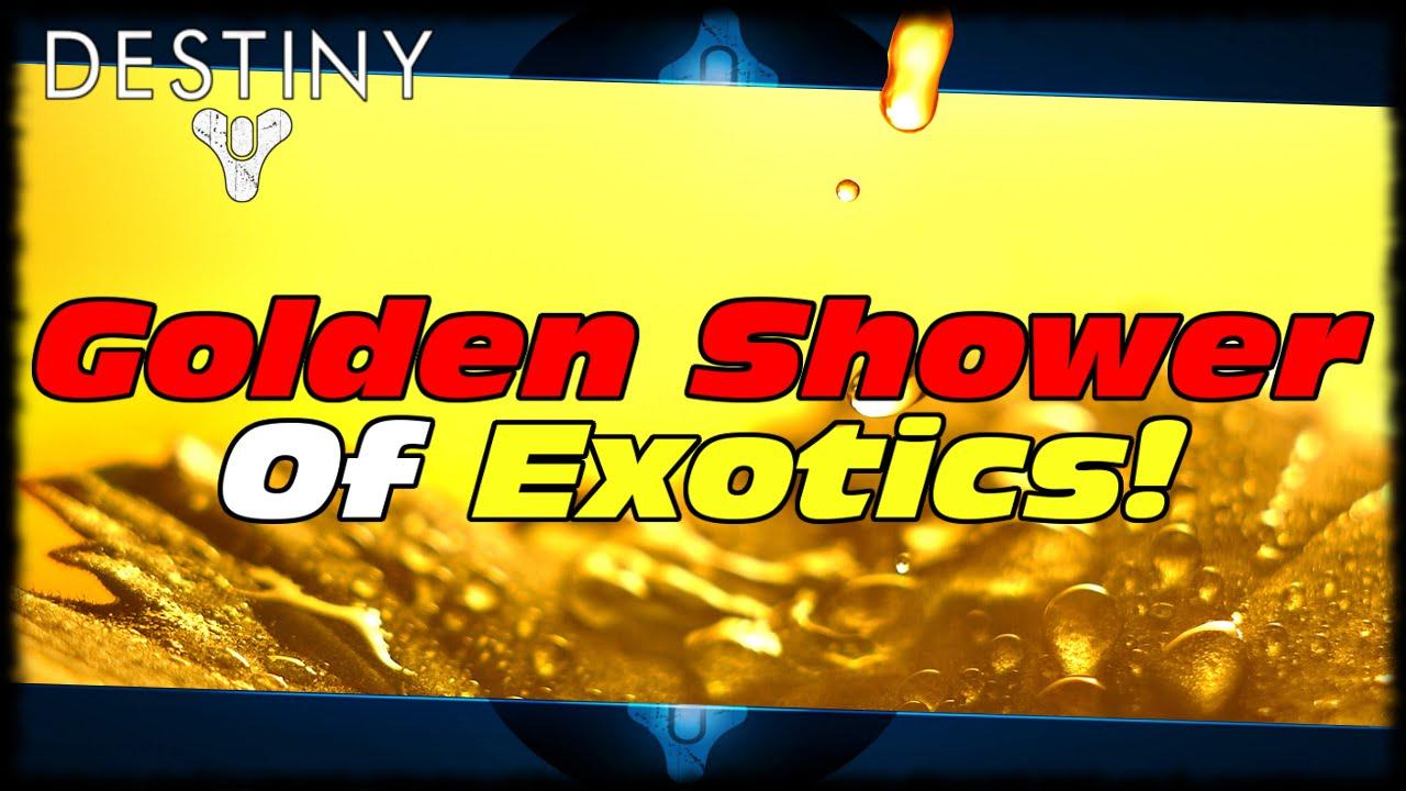 Golden Shower Fun