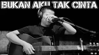Lagu Malaysia - Iklim - Bukan Aku Tak Cinta Cover Dadan Wijaya