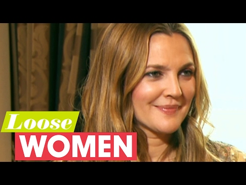 Drew Barrymore on Makeovers, Motherhood, and Movie Nights | Loose Women