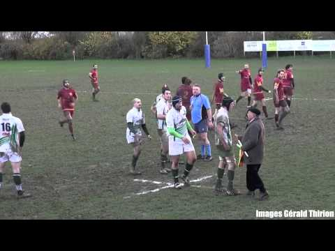 IP Nexia Cup-1/8e: Soignies-Brussels Citizens (2ème mi-temps) (6 décembre 2014)