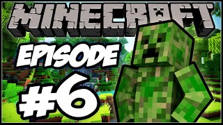 MINECRAFT PS4 - SURVIVAL - PART 6 - Village Visitor!