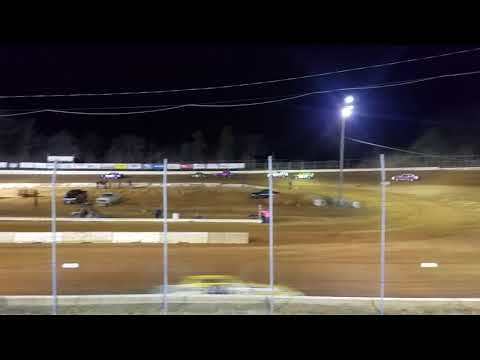 Hobbystock Feature Action In Opening Night At Potomac Speedway!! 3/23/19