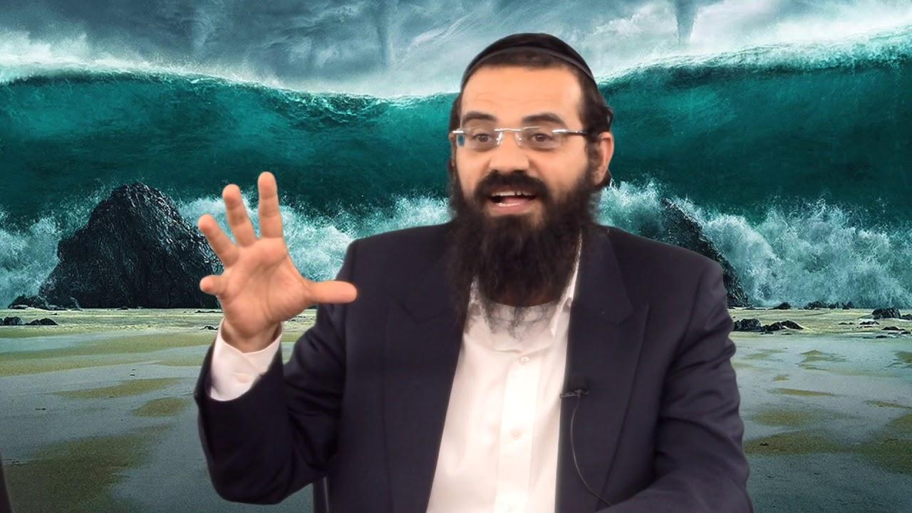 הרב ברק כהן - הכנה לפסח (אמונה)
