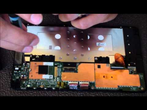 Dell venue 8 Pro 5830 Disassembly Guide (Micro USB Port Repair)