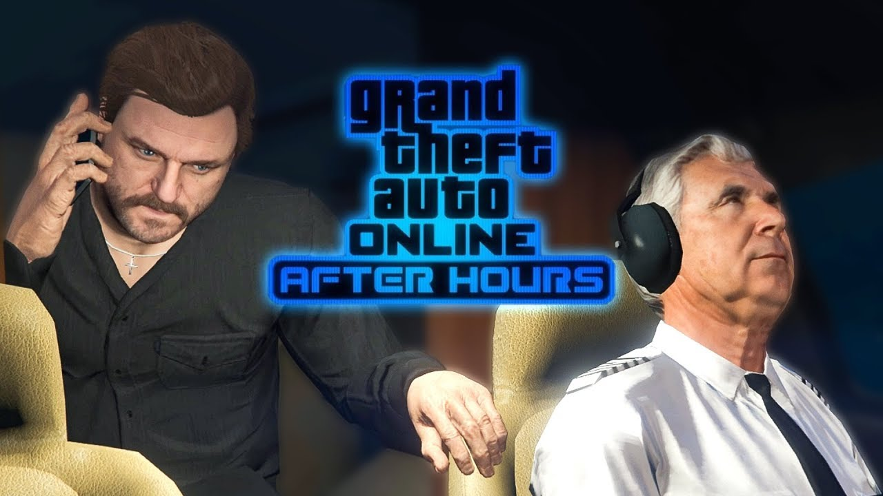 GTA 5 NIGHTCLUB DLC (GTA 5 Funny Moments)
