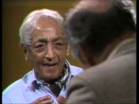 J. Krishnamurti - Beyond Myth & Tradition 4 - The sacred