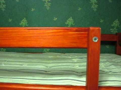 кровать 2 х ярусная MVI 0511
