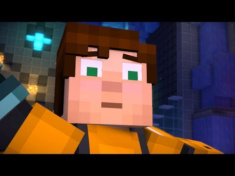 Minecraft: Story Mode - Admin's Challenges - Season 2 - Episode 2 (9)