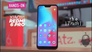 Xiaomi Redmi 6 Pro Unboxing and hands-on review ! Best budget smartphone(Mi A2 Lite)