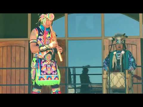 Amazing Grace with Native American Flute