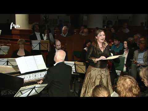 Bach: Cantate 'Weichet nur, betrübte Schatten - Dorothee Mields - Ton Koopman - Live Concert [HD]