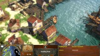 Age of Empires 3 Gameplay PC