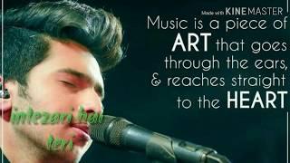 Intezari full audio song lyrics Article 15 Armaan malik Ayushman khurana