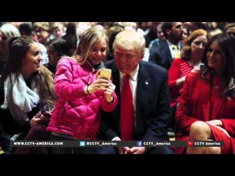 Donald Trump uses social media to power campaign