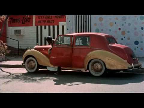 Blaxploitation Clip: The Candy Tangerine Man (1975, starring John Daniels)