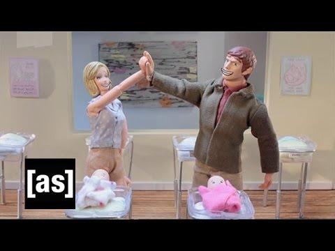 The Parent Trap 2 | Robot Chicken | Adult SwimKaynak: YouTube · Süre: 49 saniye