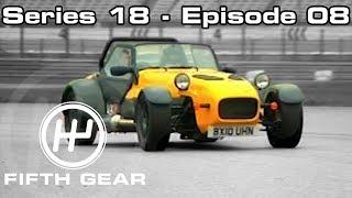 Fifth Gear Series 18 Episode 8 смотреть