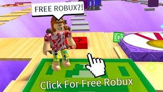 I FOUND FREE ROBUX IN A FAN MADE GAME! *SCAMS*