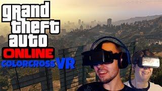 """GTA Online #22 """"Wyzwania ColorCross VR   Pierwsze zadania"""