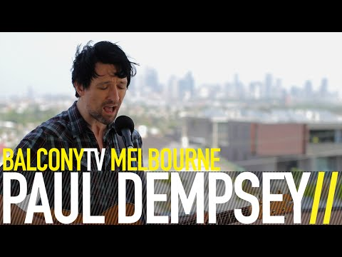 PAUL DEMPSEY - SURVIVAL EXPERT (BalconyTV) Mp3
