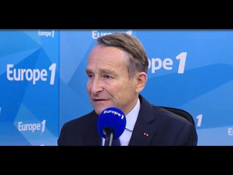 """Pierre de Villiers : """"J'espère qu'Emmanuel Macron confirmera la sanctuarisation du budget des arm…"""