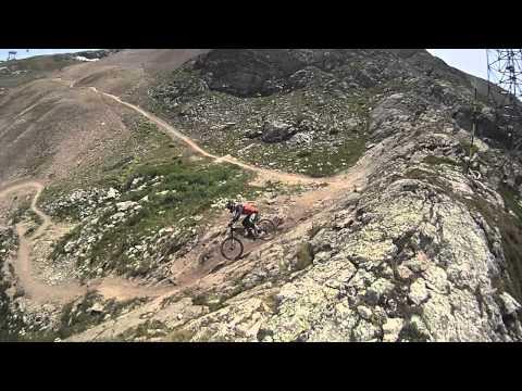Les 2 Alpes bike park