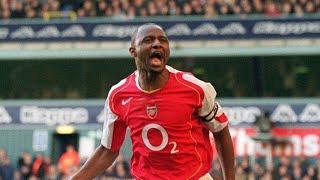 Patrick Vieira, The Giant [Skills & Goals]